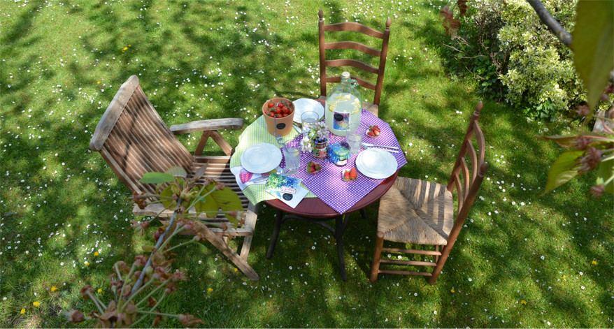 Deko für Gartenparty und alle Feste im Freien Viehausen